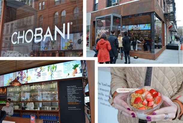 chobani new york