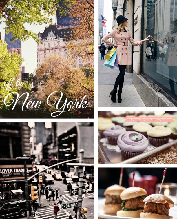 new york inspiration