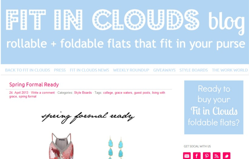 fit in clouds guest post