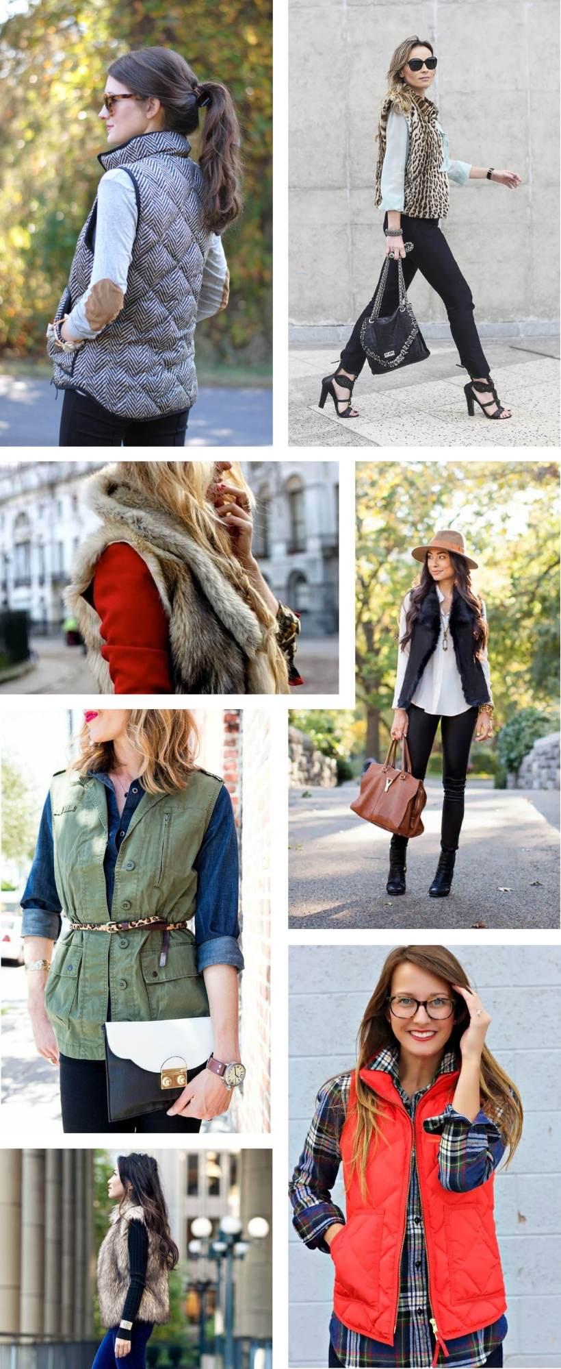 fall vests 2013